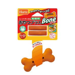 ハーツ デンタルおやつプラス ボーン(おやつ2個つき) 超小型犬用