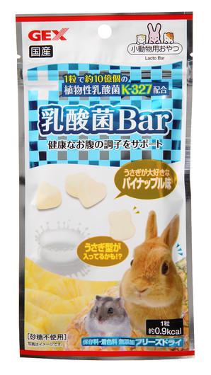 [ジェックス] 乳酸菌Barパイナップル12粒
