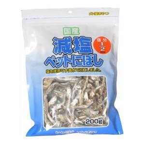 [藤沢商事] 藤沢商事 減塩ペットにぼし 200g