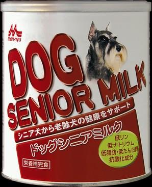 [森乳サンワールド] ワンラック ドッグシニアミルク 280g