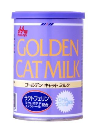 [森乳サンワールド] ワンラック ゴールデン キャットミルク 130g