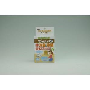 マナッチ猫砂消臭除菌ひのき10g×12包