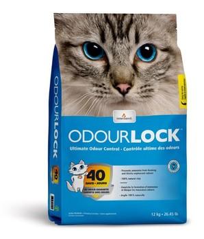 [ラブリー・ペット] 猫砂 オードロック ODOUR LOCK 12kg