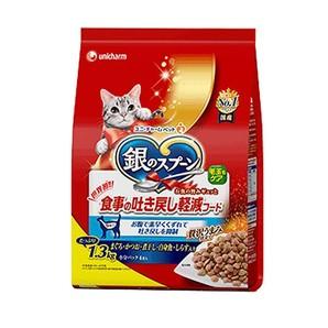 [ユニチャーム] 銀のスプーン 贅沢うまみ仕立て 食事の吐き戻し軽減フード 1.3kg