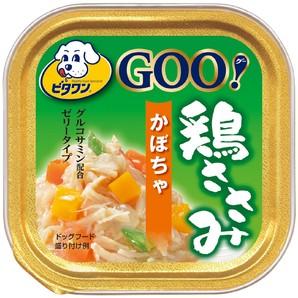 ビタワングー 鶏ささみ かぼちゃ 100g