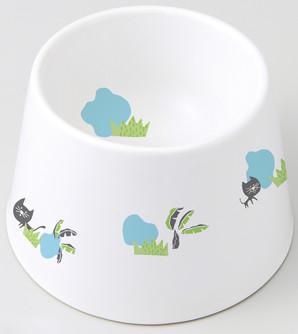 [マルカン]食べやすい陶製食器猫水用 CT−416