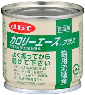 [デビフペット] カロリーエースプラス猫用流動食 85g