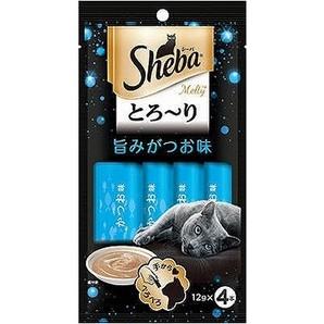 SMT21 シーバ とろ~り メルティ 旨みがつお味 12g×4P