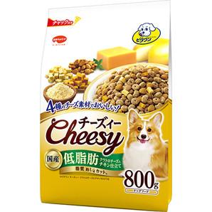 [日本ペットフード] ビタワン チーズィー 低脂肪 クワトロチーズとチキン仕立て 800g