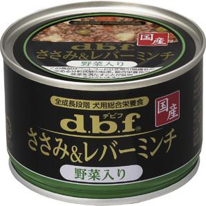 [デビフ] ささみ&レバーミンチ野菜入り 150g