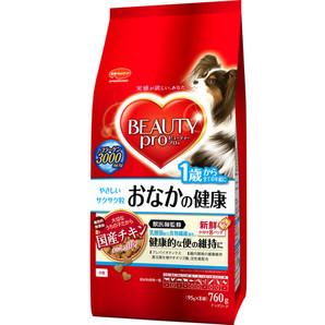 [日本ペットフード] ビューティープロ D 腸内環境維持760g