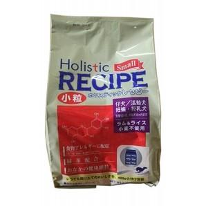 [パーパス] Holistic RECIPE ホリスティックレセピー ラム&ライス パピー 小粒 2.4kg