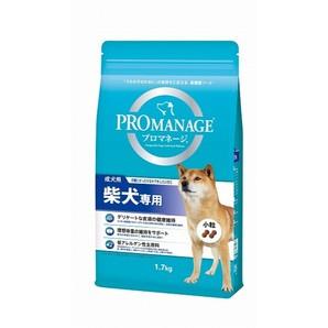 [マースジャパン] プロマネージ 成犬用 柴犬専用 1.7kg