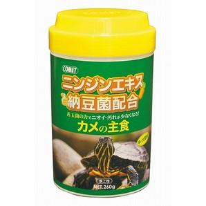 [イトスイ] カメの主食 260g