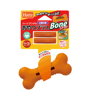 ハーツ デンタルおやつプラス ボーン(おやつ2個つき) 小型犬用
