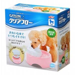[ジェックス] ピュアクリスタル PROクリアフロー 犬用 ピンク ピンク