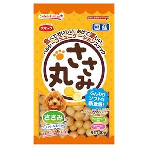 [スマック] ささみ丸 ささみ味40g