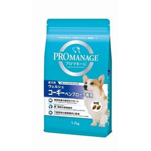[マースジャパン] プロマネージ 成犬用 ウェルシュ・コーギー・ペンブローク専用 1.7kg