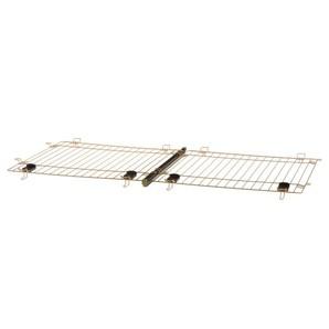 [リッチェル] 木製お掃除簡単ペットサークル 150-80屋根面