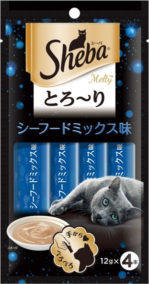 [マースジャパン] SMT22 シーバメルティ シーフード 48g