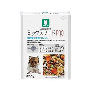 リス・ハムの主食ミックスフードPRO250g