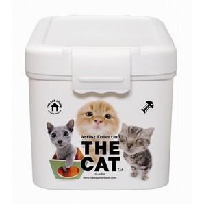 THE CAT フードボックス S