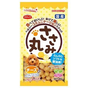 [スマック] ささみ丸 チーズ味40g