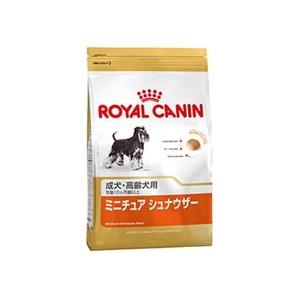 [ロイヤルカナンジャポン] BHN (ブリード ヘルス ニュートリション) ミニチュア シュナウザー 成犬・高齢犬用 7.5kg