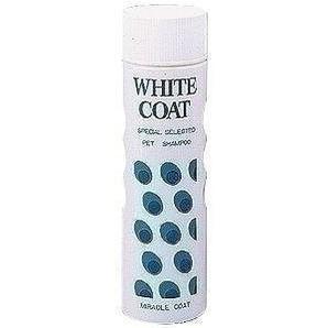 [ニチドウ] ミラクル ホワイト シャンプー 400ml (白毛犬用)