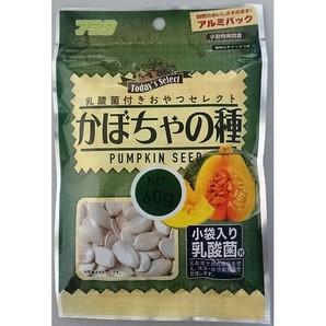 乳酸菌付きおやつセレクトかぼちゃの種