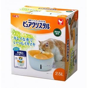 ピュアクリスタル 2.5L 猫用・複数飼育用