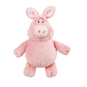 [ラブリー・ペット] TRIXIE ひつじのショーン ぬいぐるみ おもちゃ なき笛入り フエ 人形 ブタ 36106