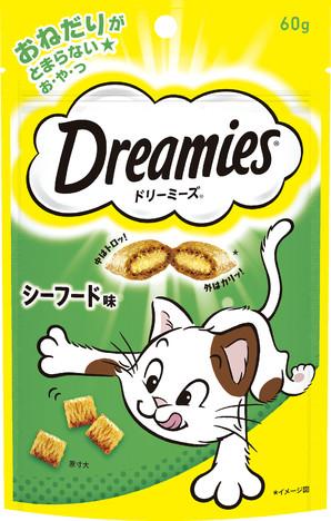 DRE1 ドリーミーズ シーフード味 60g