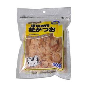 [藤沢商事] 藤沢商事 猫様専用花かつお 30g