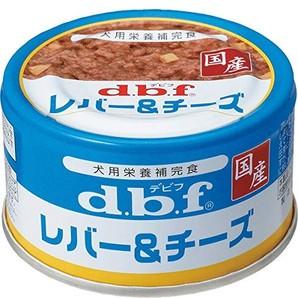 [デビフ] レバー&チーズ 85g