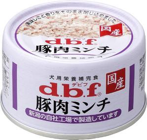 [デビフペット] 豚肉ミンチ 65g