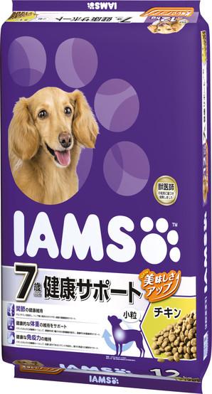 [マースジャパン] IAMAS アイムス 7歳以上用 チキン 12kg