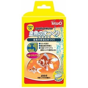 テトラ 金魚の水つくり タブレット 8錠入 70321