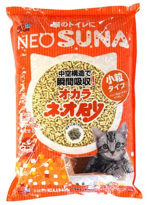 [コーチョー] NEO LOO LiFE ネオ砂 おから 小粒タイプ 5.5L