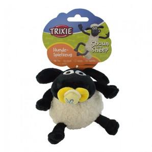 [ラブリー・ペット]TRIXIE shaun tha sheep ひつじのショーン ドッグトイ ティミー プラッシュ 15cm