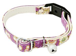 [アドメイト] Add.Mate にゃんごころ 猫専用首輪 うめ 紫
