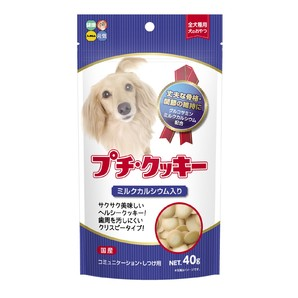 [ハイペット] プチ・クッキー ミルクカルシウム入り 40g