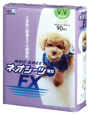[コーチョー] NEO LOO LiFE ネオシーツ FX ワイド 90枚