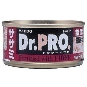 [ニチドウ] Dr.PROササミ缶 80g