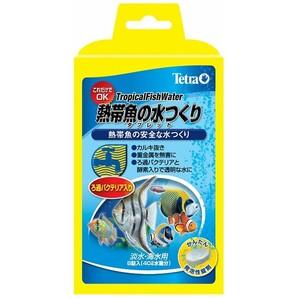 テトラ 熱帯魚の水つくり タブレット 8錠入 70320