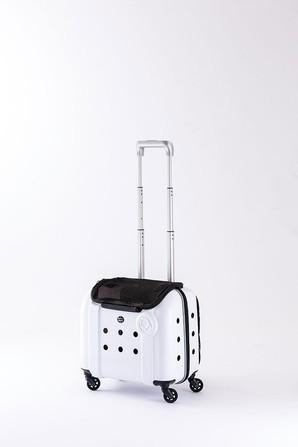 [Rui&Aguri] キャリーケース PK-029 ホワイト ※メーカー直送となります ※通販サイト掲載不可 ※ネット通販での販売不可