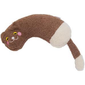 [ドギーマンハヤシ] あごのせ猫枕 たびニャン